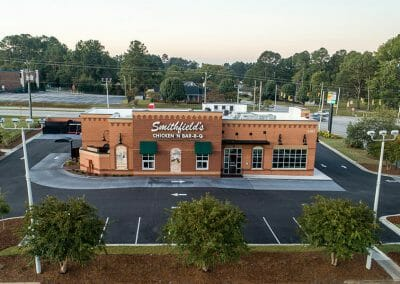 Jackson Builders Smithfield's Chicken 'N Bar-B-Q